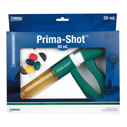 View larger image of Prima-Shot Syringe
