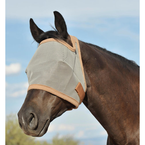 View larger image of Pro-Force Equine Fly Mask without Ears