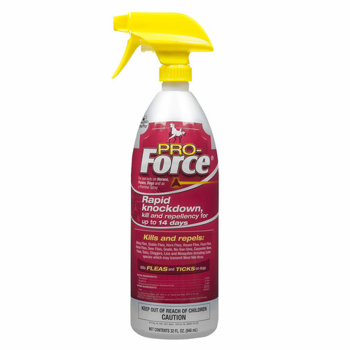 View larger image of Pro-Force Fly Spray for Horses and Dogs