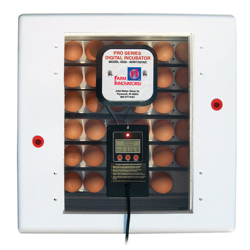 View larger image of Pro Series Digital Circulated Air Incubator with Egg Turner