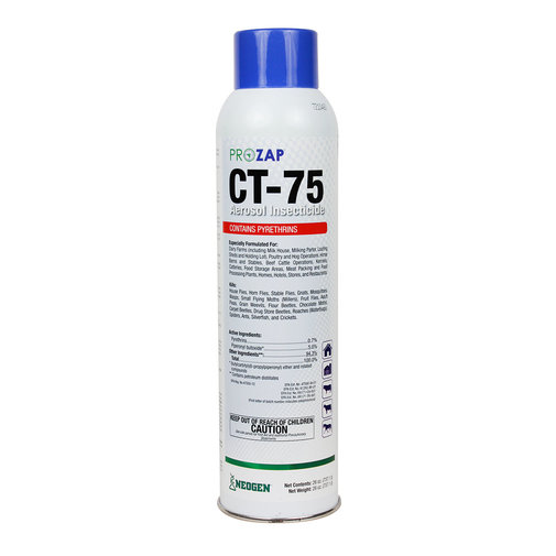 View larger image of Prozap CT-75 Livestock and Premise Insecticide