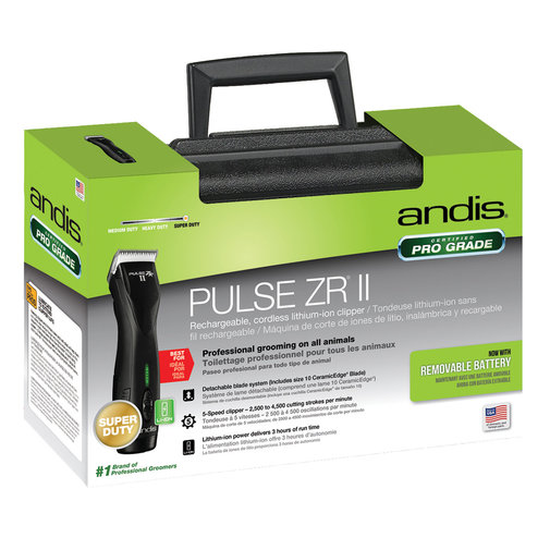 View larger image of Pulse ZR II Clipper