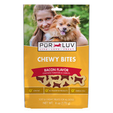 Pur Luv Chewy Bites for Dogs