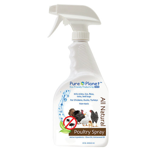 View larger image of Pure Planet Poultry Spray