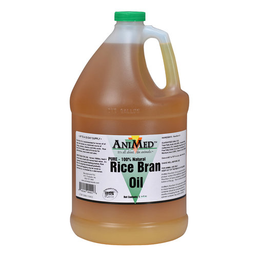 View larger image of Pure Rice Bran Oil Horse Supplement