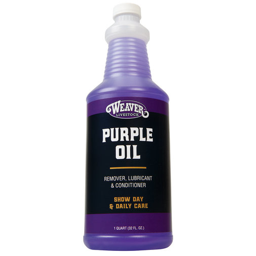 View larger image of Purple Oil