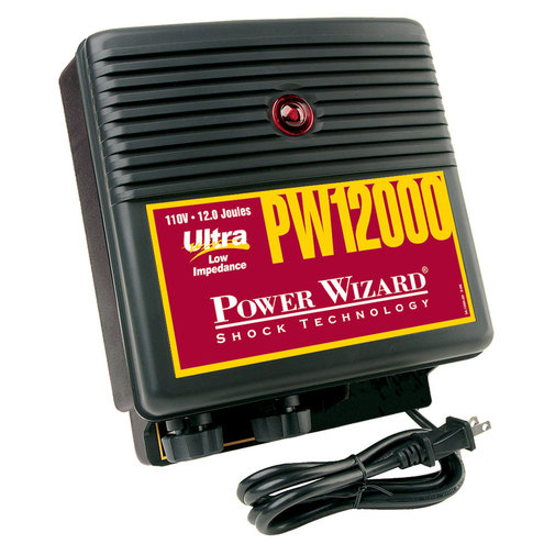 View larger image of PW12000 Fence Energizer