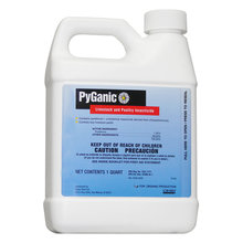 PyGanic Livestock and Poultry Insecticide Concentrate