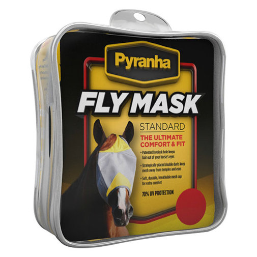 View larger image of Pyranha Fly Mask without Ears