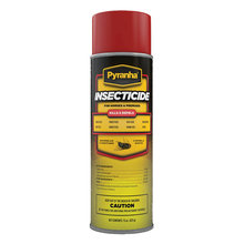 Pyranha Insecticide Aerosol Premise and Horse Spray