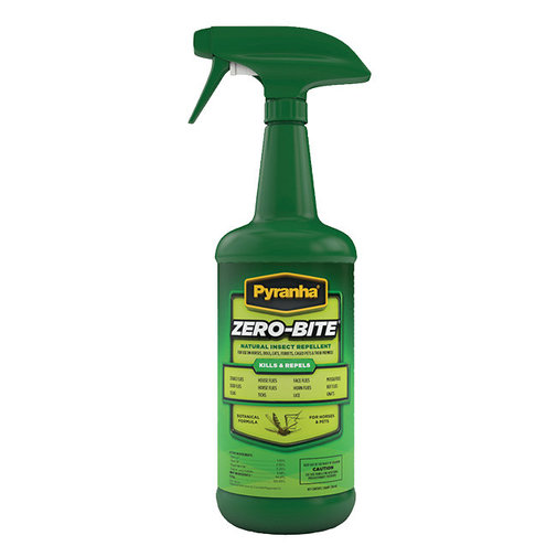 View larger image of Pyranha Zero-Bite Natural Insect Repellent