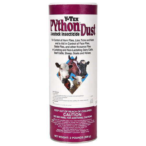 View larger image of PYthon Insecticide Dust