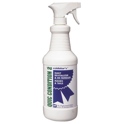 View larger image of Quic Condition 2 Daily Revitalizer & De-Tangler for Horses