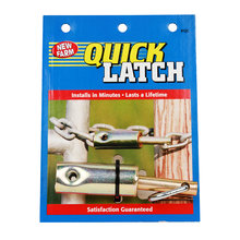 Quick Latch