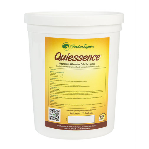 View larger image of Quiessence Magnesium and Chromium Pellet for Horses