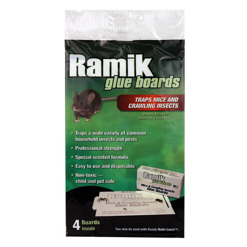 View larger image of Ramik Mouse and Crawling Insect Glue Board
