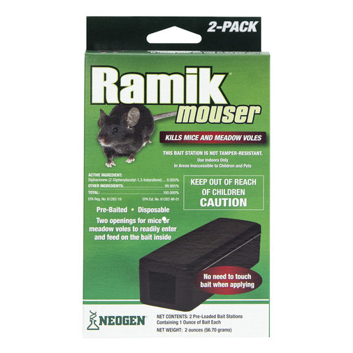 View larger image of Ramik Mouser Bait Station