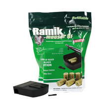 Ramik Mouser RF Refillable Bait Station