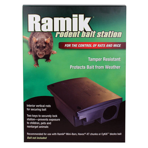 View larger image of Ramik Rodent Bait Station