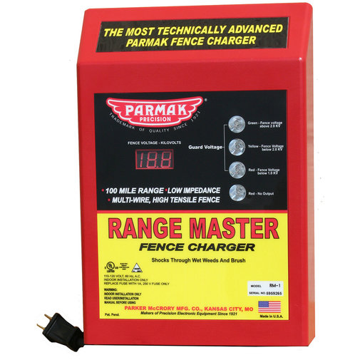 View larger image of Range Master Fence Charger
