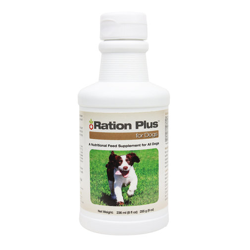 View larger image of Ration Plus Nutritional Supplement for Dogs