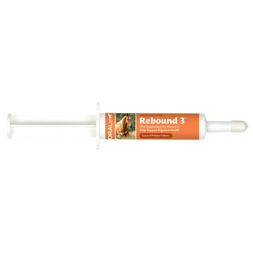 View larger image of Rebound-3 Probiotic Supplement for Horses