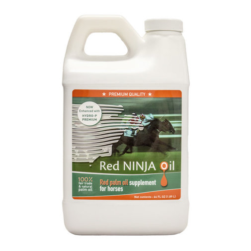 View larger image of Red Ninja Palm Oil Horse Supplement