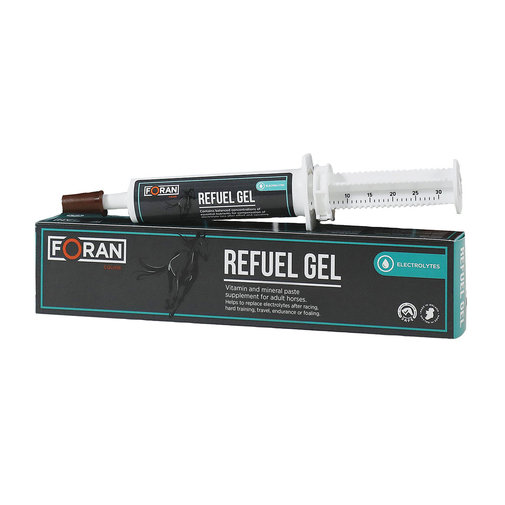 View larger image of Refuel Gel Horse Supplement