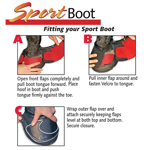 View larger image of Sport Regular Sole Horse Boots