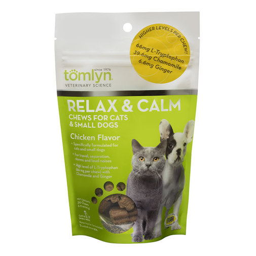 View larger image of Relax & Calm Chews for Dogs and Cats