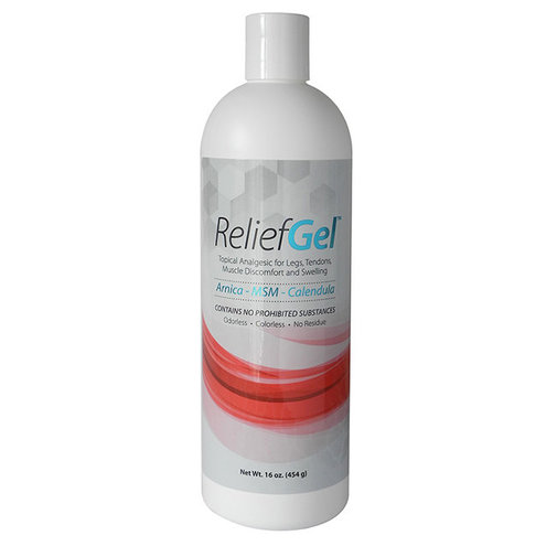 View larger image of Relief Gel for Horses