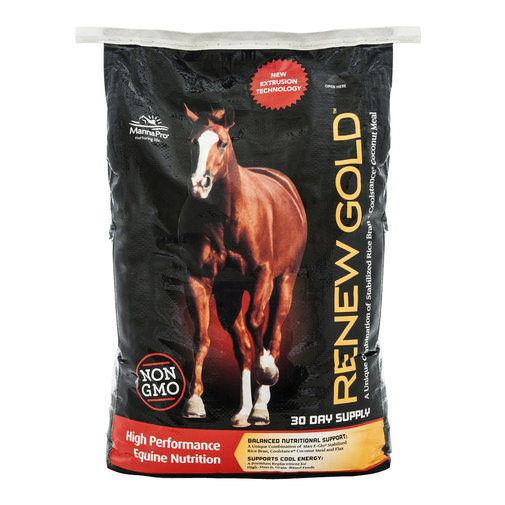 View larger image of Renew Gold High Performance Equine Nutrition Supplement