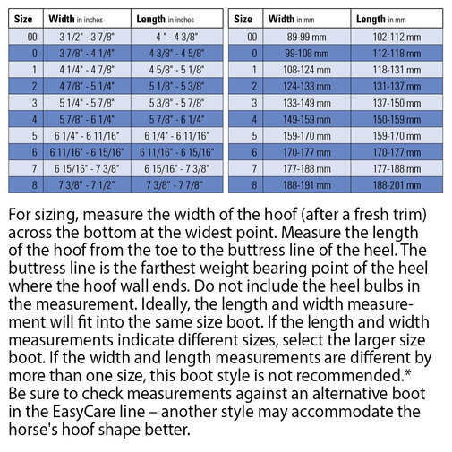 View larger image of Easyboot Cloud Horse Boot Replacement Comfort Pads