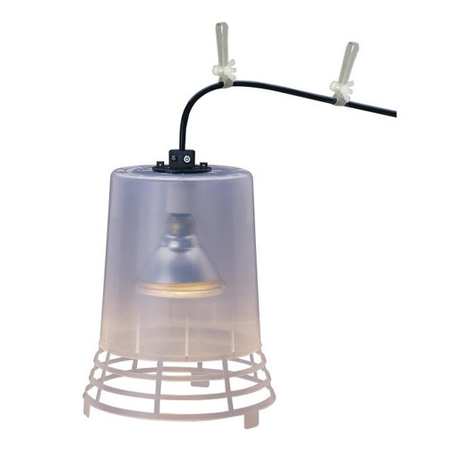 View larger image of Retroliter Hang Straight Heat Lamp Fixture