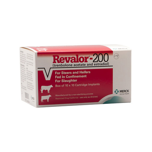View larger image of Revalor-200 Implants for Steers and Heifers