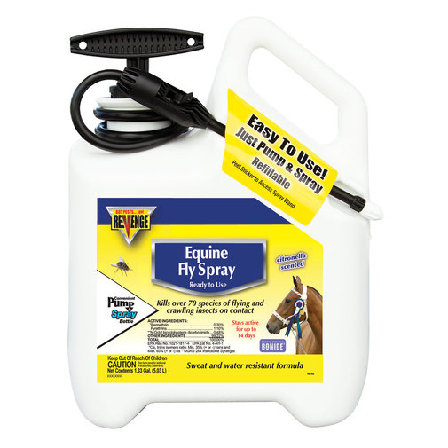 View larger image of Revenge Equine Fly Spray