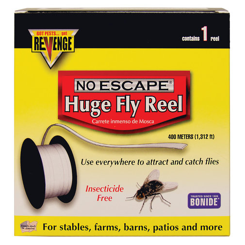 View larger image of Revenge Huge Fly Reel