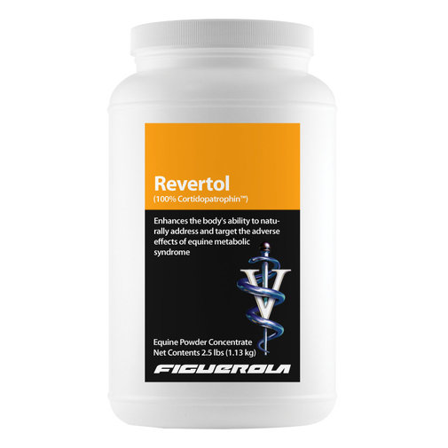 View larger image of Revertol (100% Cortidopatrophin) for Horses