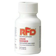 RFD Liquid Wormer for Dogs