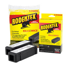 Rodentex Bait Station