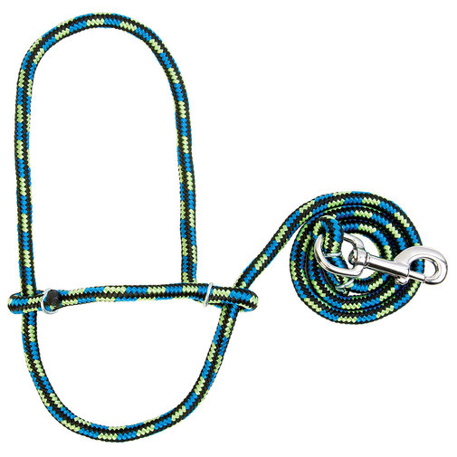 View larger image of Rope Sheep and Goat Halter with Snap