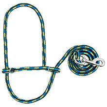 Rope Sheep and Goat Halter with Snap