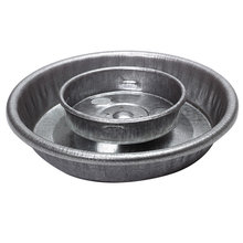 Round 1 Quart Jar Metal Waterer Base