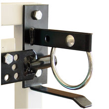 RowndUp Gate Latches