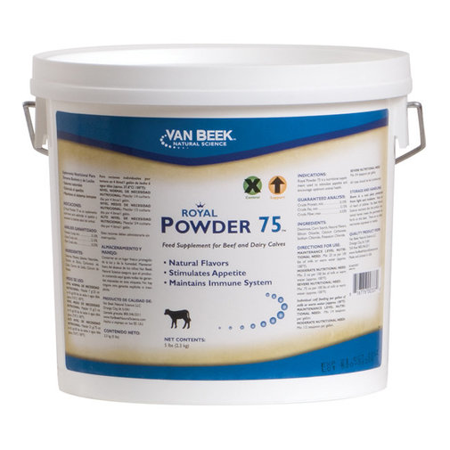 View larger image of Royal Powder 75