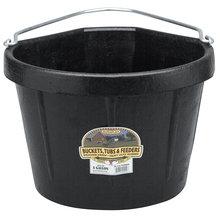 Rubber 5 Gallon Corner Bucket