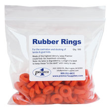 Ring Expander Rubber Rings