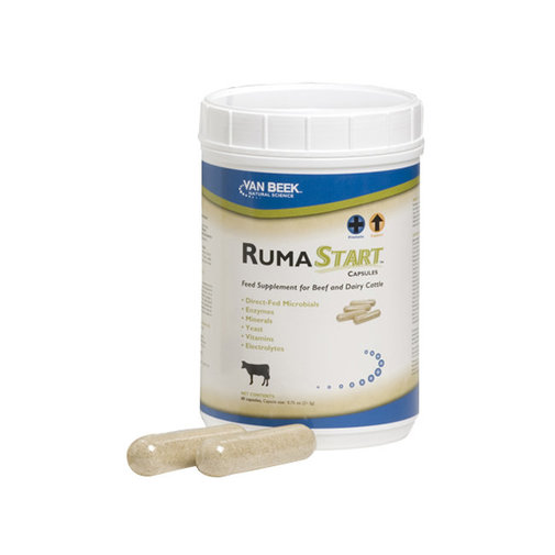 View larger image of RumaStart Capsules