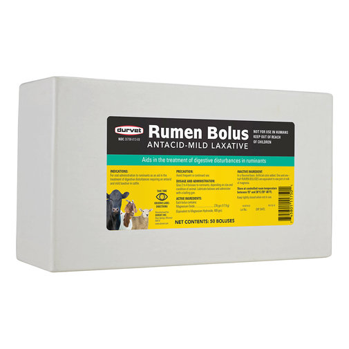 View larger image of Rumen Bolus