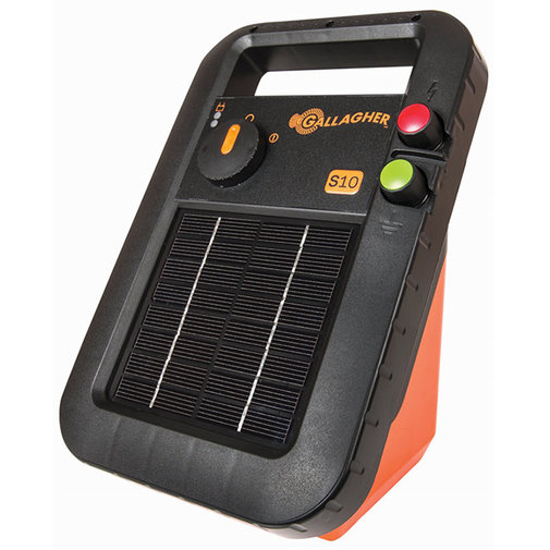 View larger image of S10 Solar Energizer